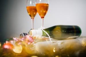 シャンパン湯
