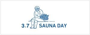 sauna day towle