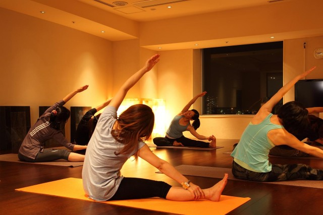 yogaspa